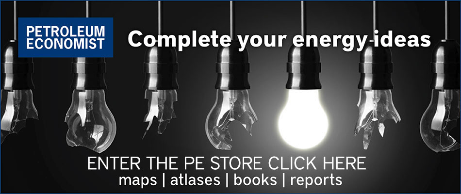 Visit the Petroleum Economist Store